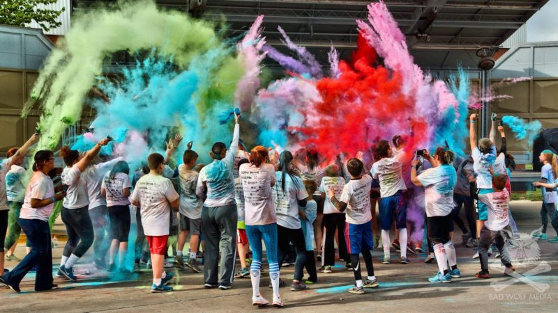 Dream Big in Color Fun Run