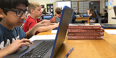 Quincy Public Schools - Laptops