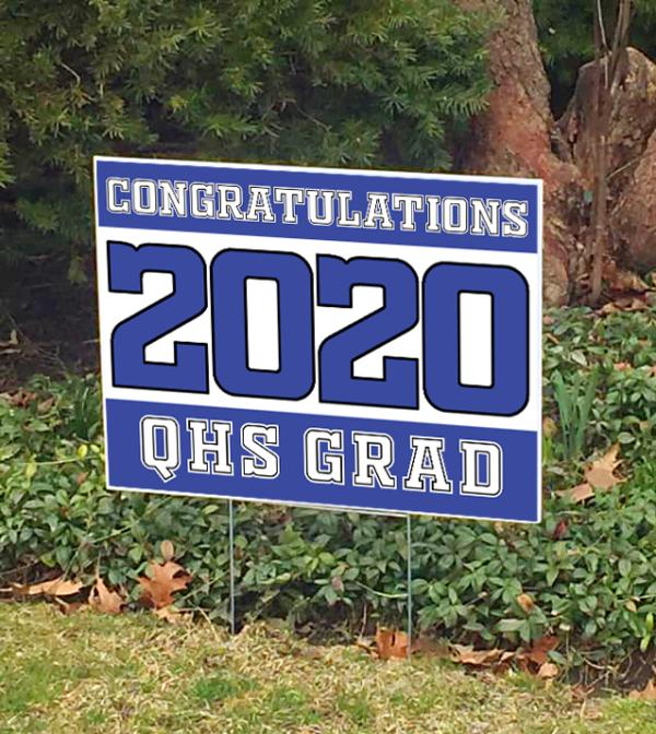Congratulations 2020 QHS Grad