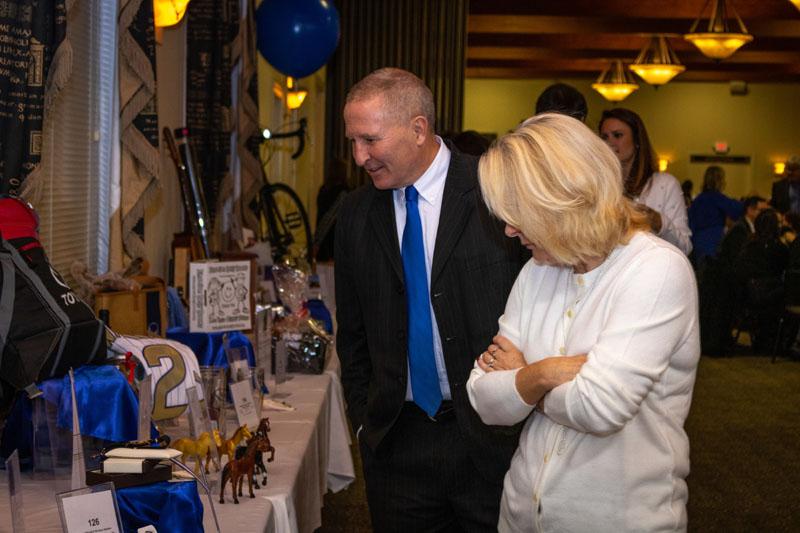 Roy Webb at Gala