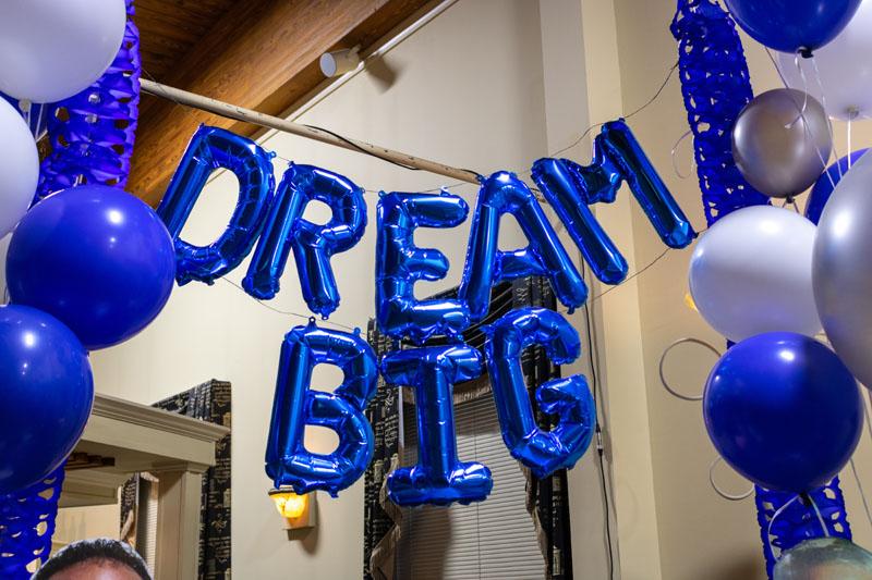 Dream Big Balloons