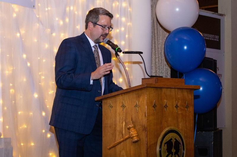 Kent A. Embree, Executive Director