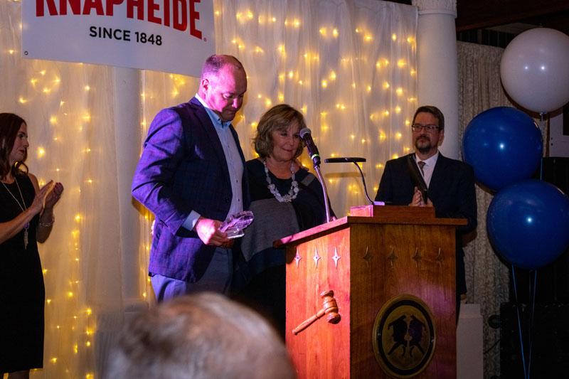 Knapheide Award Ceremony