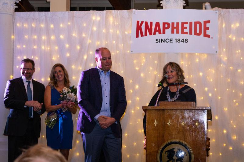 Knapheide Award