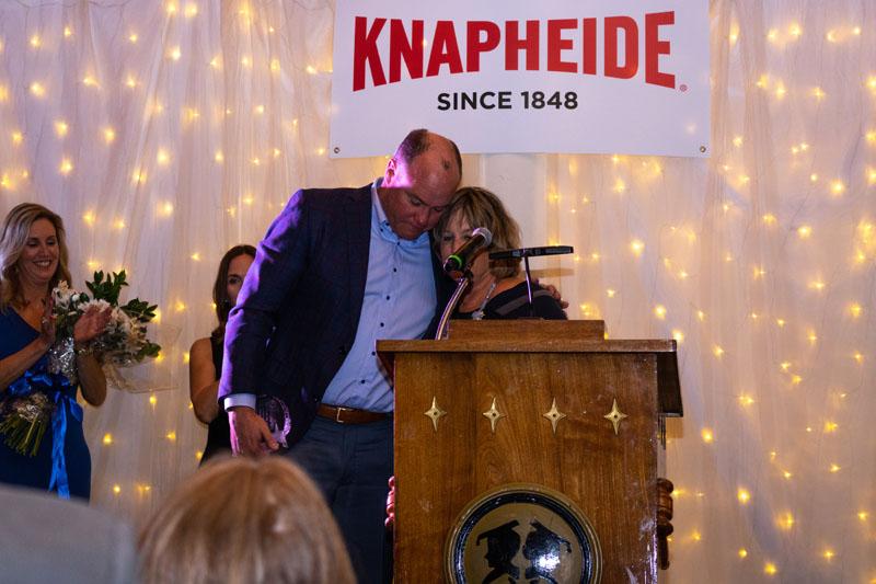 Knapheide Family Award Presentation