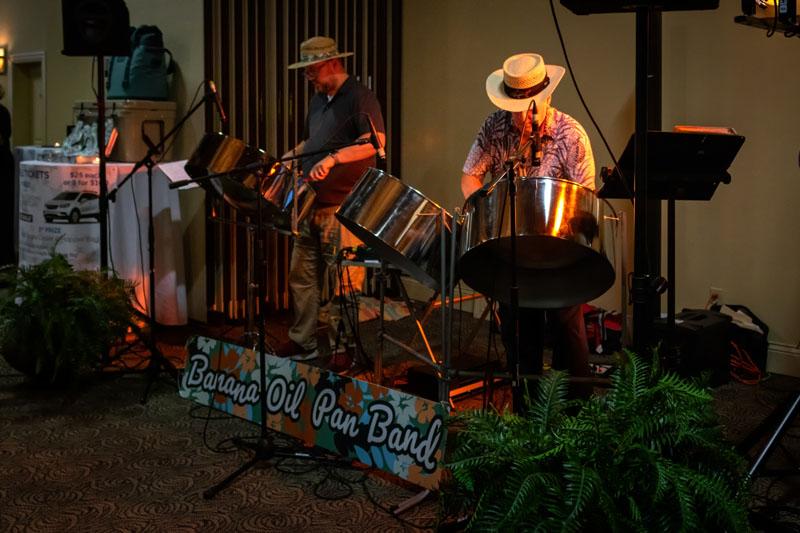 Banana Oil Pan Band at Gala